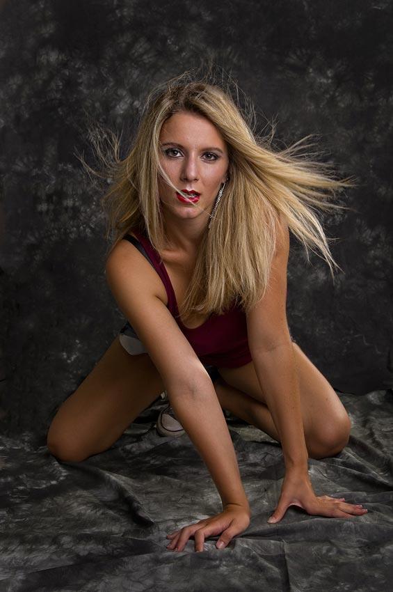 Poslovna Fotografija Frizerka Vaupotic   B  Portret