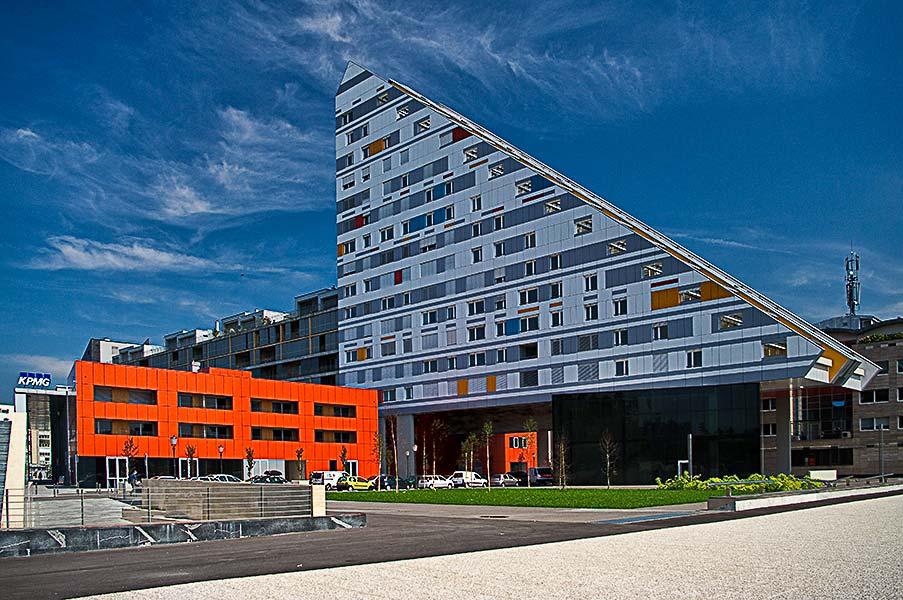 Poslovna Fotografija Arhitektura Monty