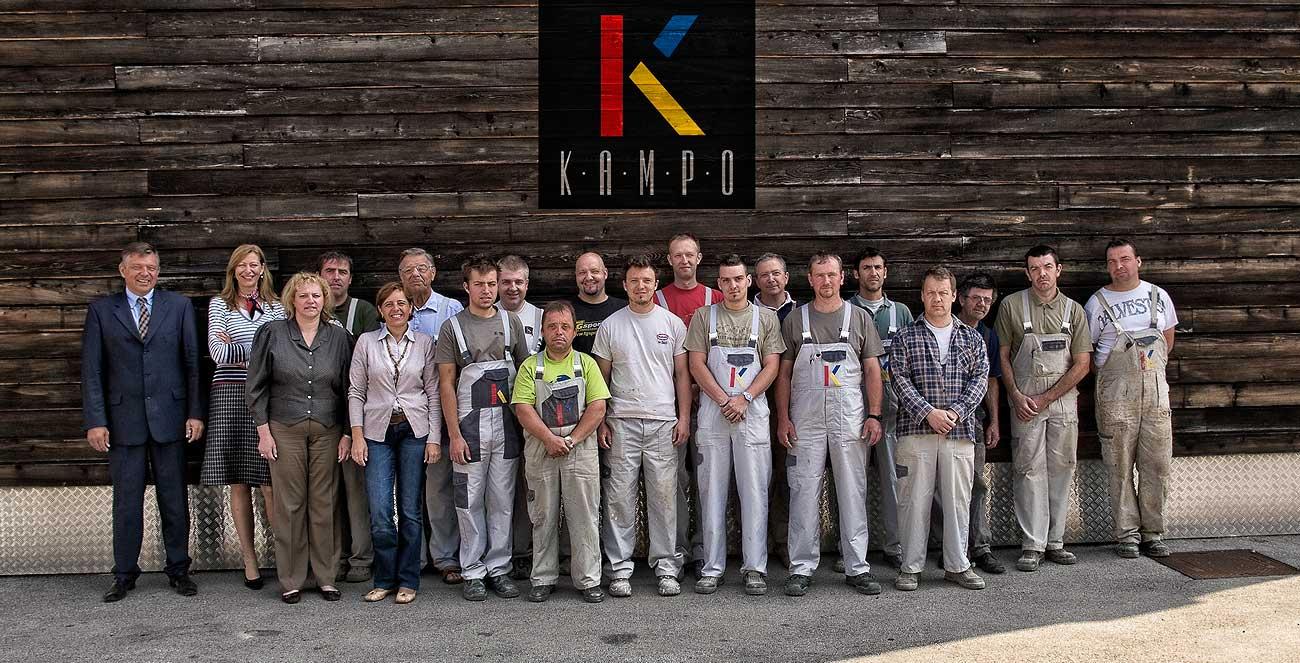 Poslovna Fotografija Kampo  SKUPINSKA
